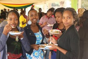 Jkuat Food Expo 2016