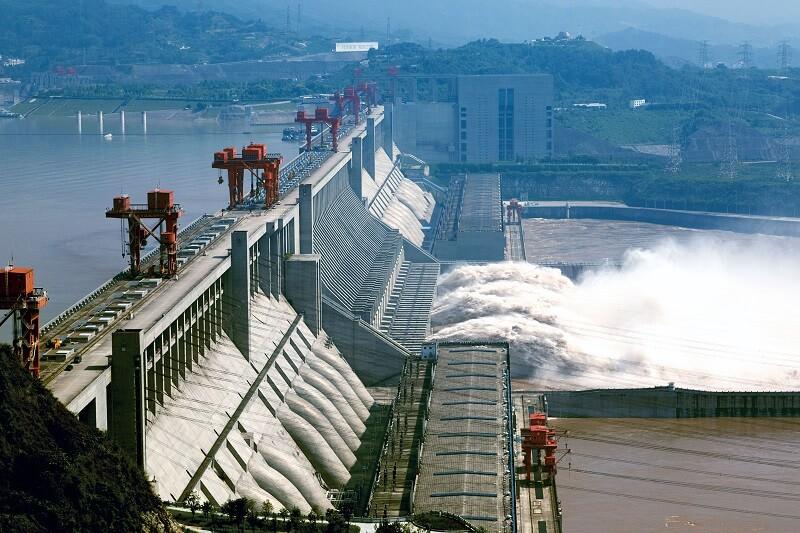 Civil engineers in kenya build dams