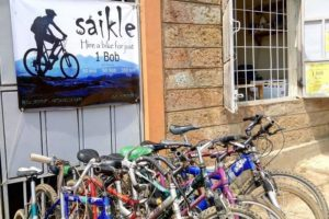 Saikle Bikes Office in Juja