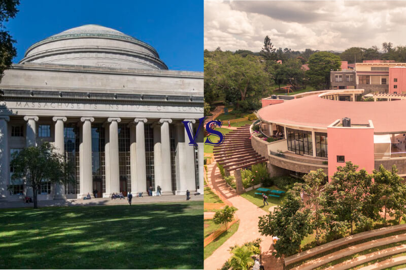 study in kenya vs abroad