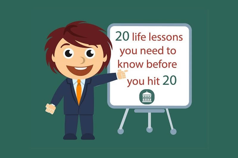 20 life lessons for youths