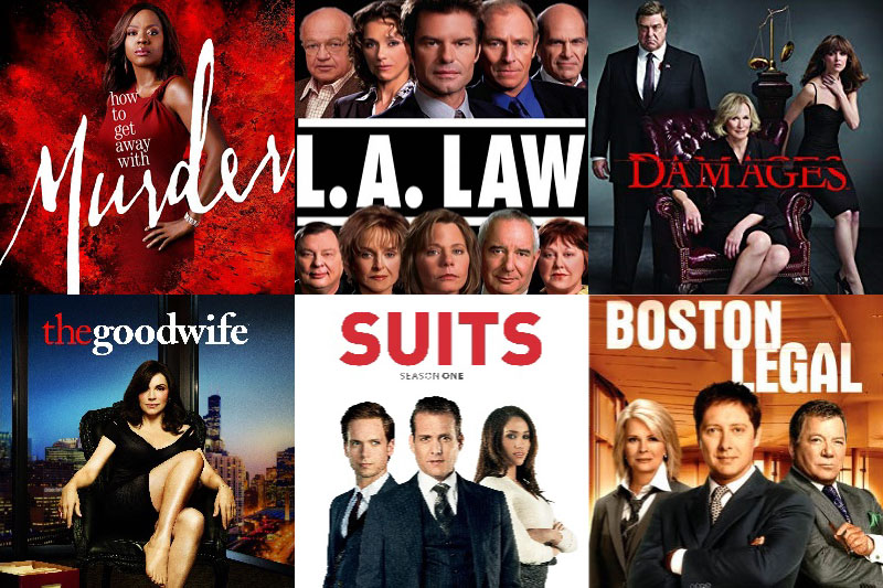 Best series for Law students
