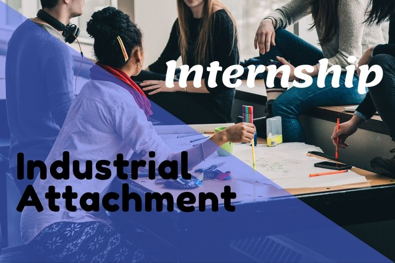 Industrial attchment vs internship