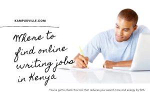 online academic writing jobs in kenya