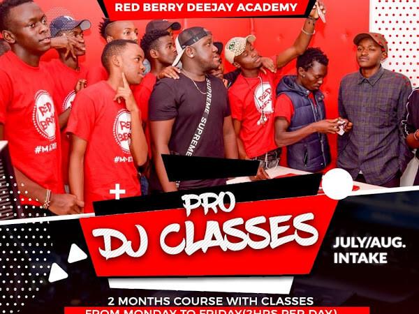 Red Berry DJ School