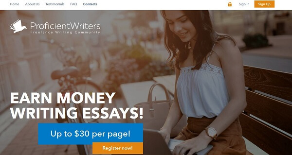 Proficient Writers Review