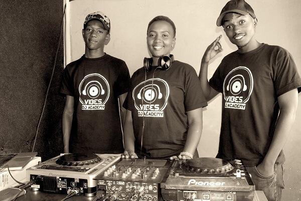 Vibe Sounds DJ Academy