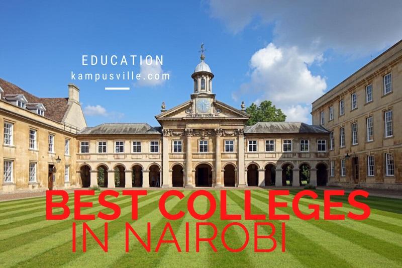 Best colleges in Nairobi