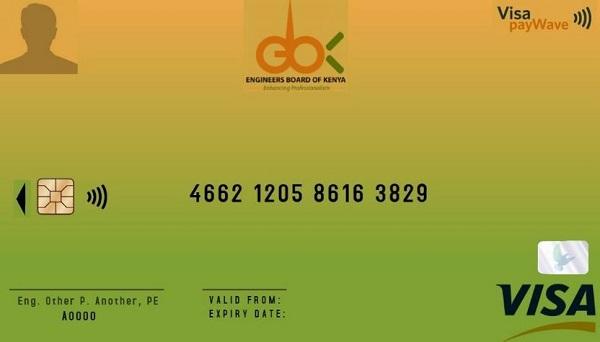 EBK Smart Card