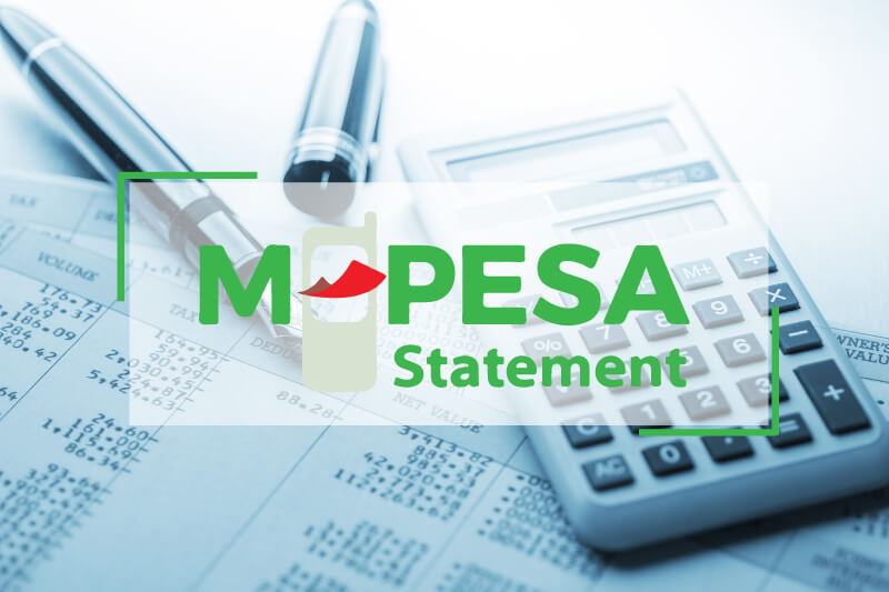 MPesa Mini and Full Statement