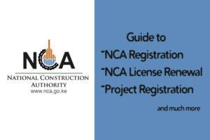 NCA Registration
