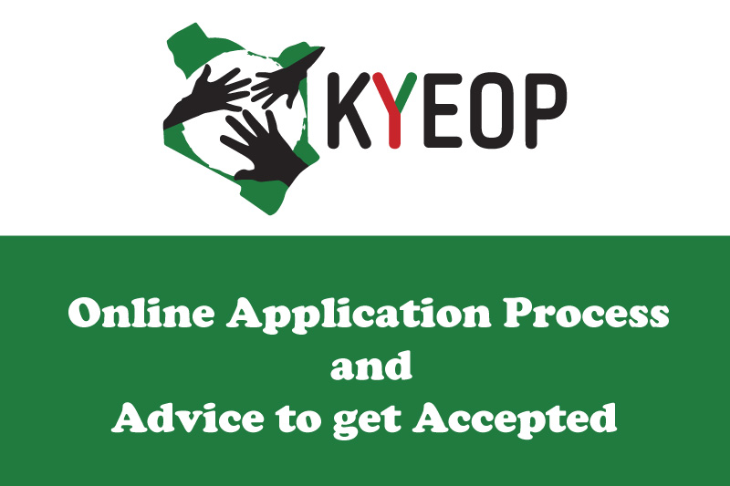 KYEOP Application Process