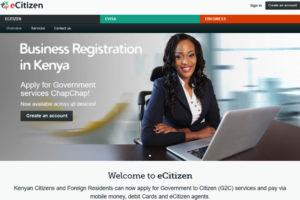 Steps to register a business in Kenya