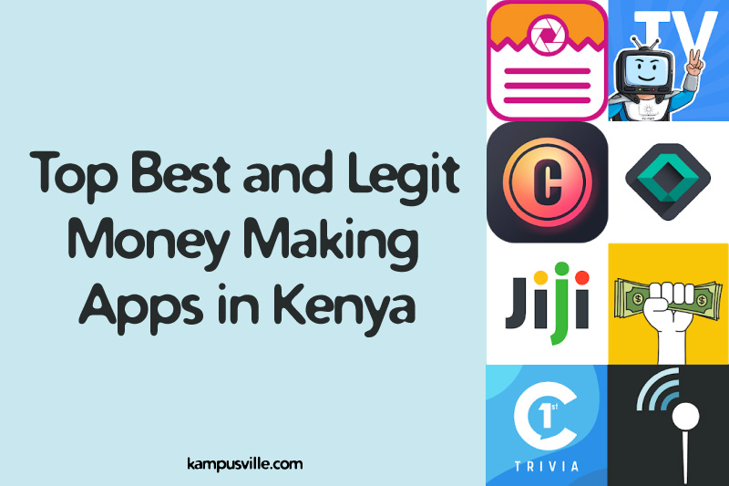 Money Making Apps in Kenya