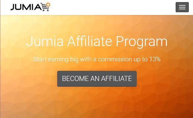 Jumia Affiliate Program Kenya
