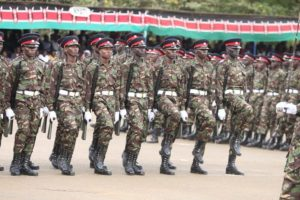 KDF Salaries and Allowances