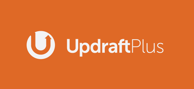 Updraft plus wordpress plugin