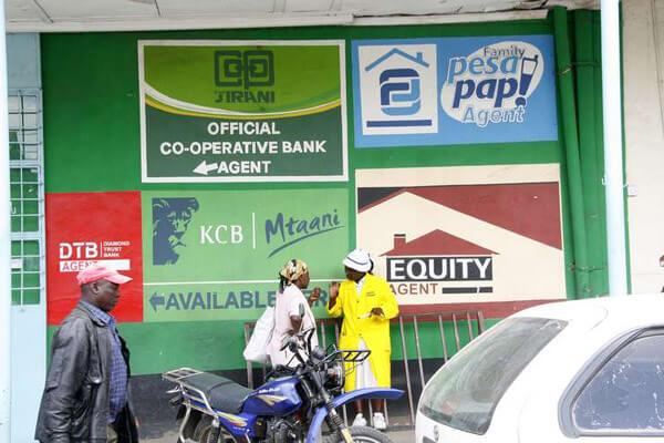 Bank Agency Business Idea