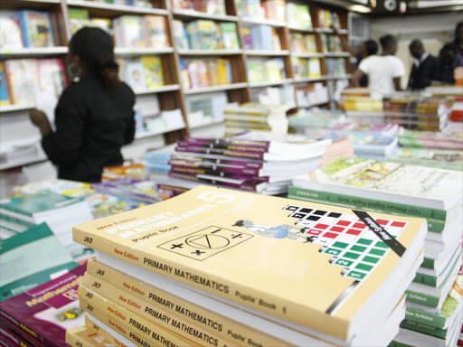 Bookshop business in Kenya