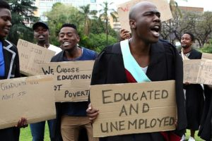 causes of unemployment in kenya