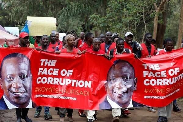 Corruption in Kenya