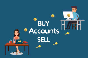 buy and sell accounts in Kenya