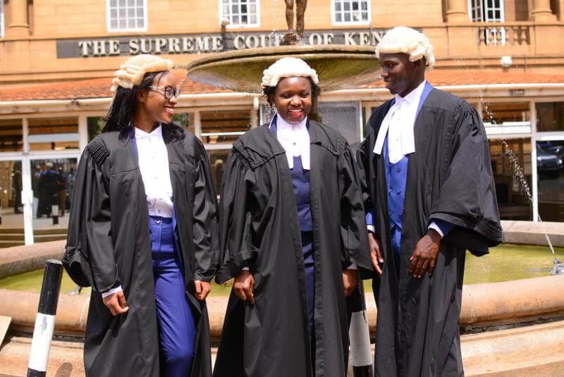 marketable courses in Kenya - Law