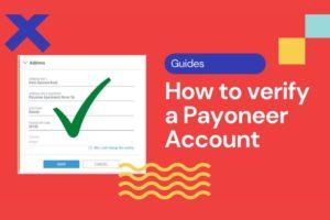 verify payoneer account in Kenya